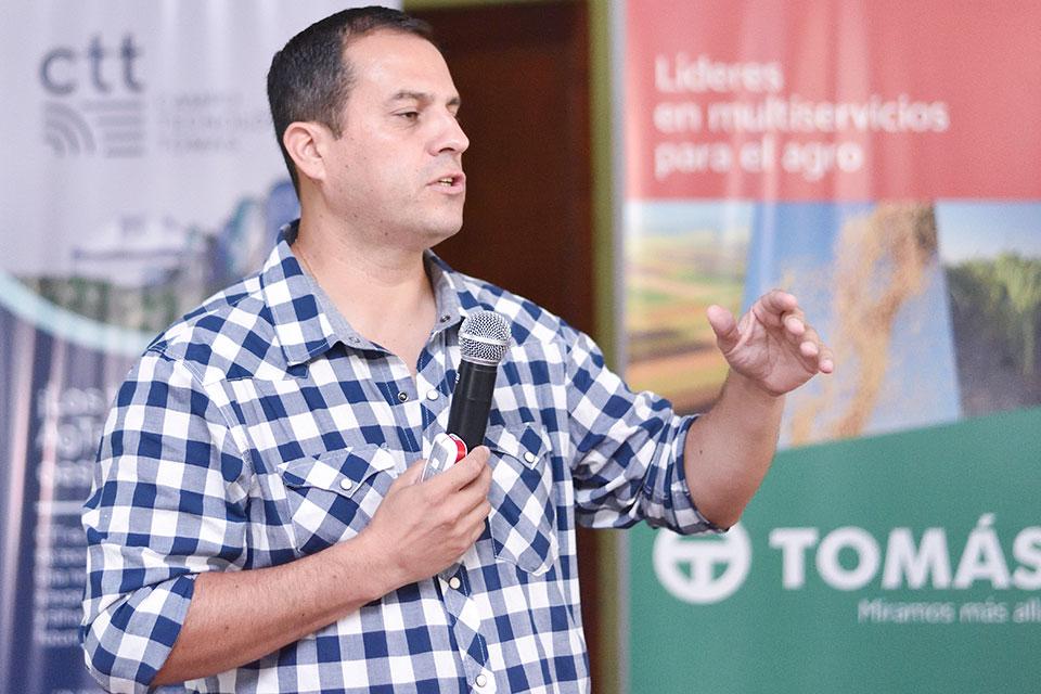 Fernando Scaramuzza Agric.-Precision INTA Manfredi